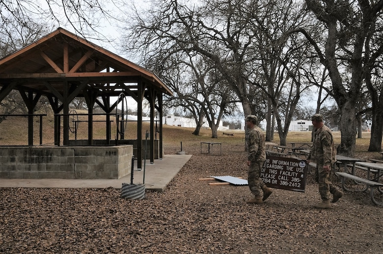 Troop Projects, a Win-Win for Army Reserve Soldiers and Installations