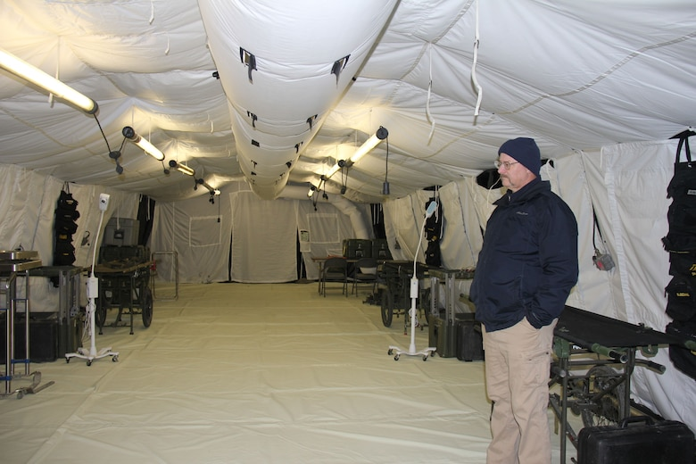 Fort McCoy's RTS-Medical covers all aspects of CSH training