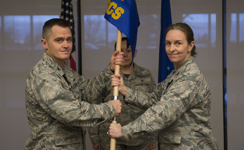 The 366th Surgical Operations Squadron was officially inactivated during a ceremony Jan. 12, 2018, at Mountain Home Air Force Base.