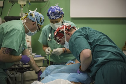 Joint Task Force-Bravo surgeons complete surgical mission in Danlí