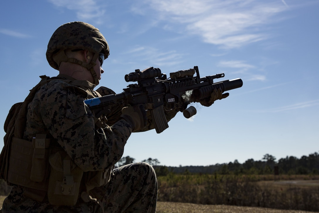 Leading from the front: 3/6 Marines train to become small unit leaders