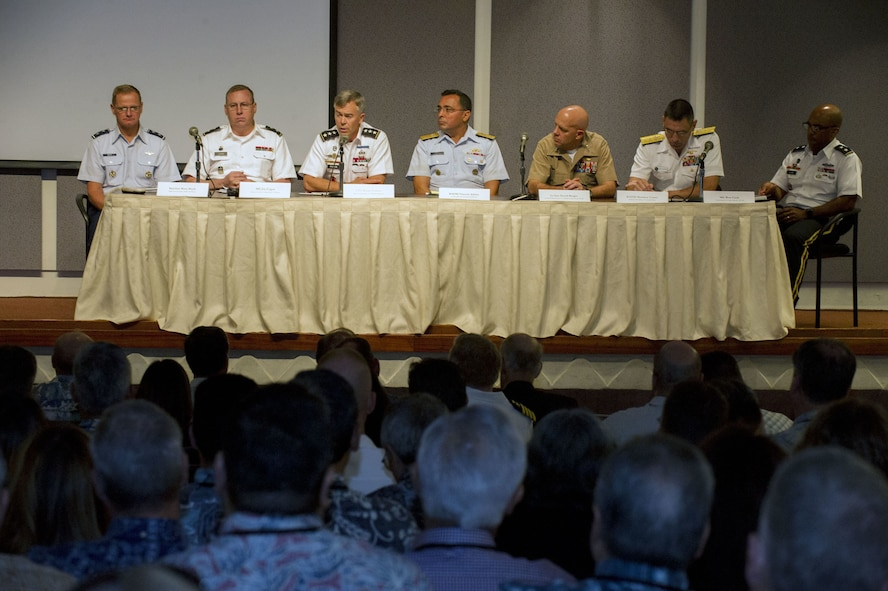 PACAF Deputy Commander addresses importance of partnership during annual civic leader meeting