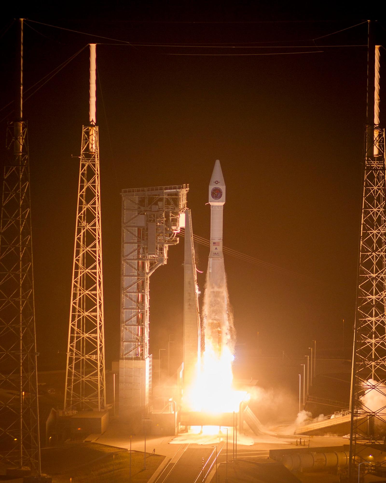 SBIRS GEO Flight 4 Launch