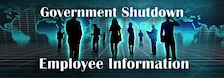 Government shutdown employee information