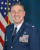 Official portrait of U.S. Air Force Col. Paul N. Loiselle, commander of the 157th Mission Support Group, New Hampshire Air National Guard, Feb. 15, 2017, Hanscom Air Force Base, Mass.