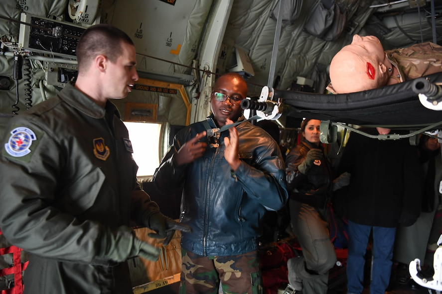 Thirteen countries gathered at Ramstein to exchange aeromedical tactics, techniques, and procedures to encourage working relationships between the nations during a week-long symposium.