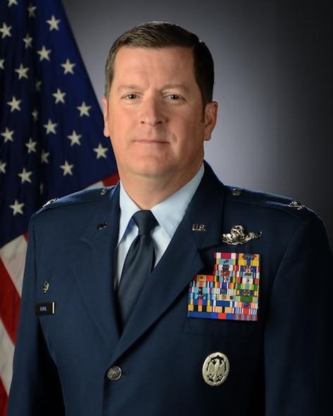 Col. Cluck official portrait