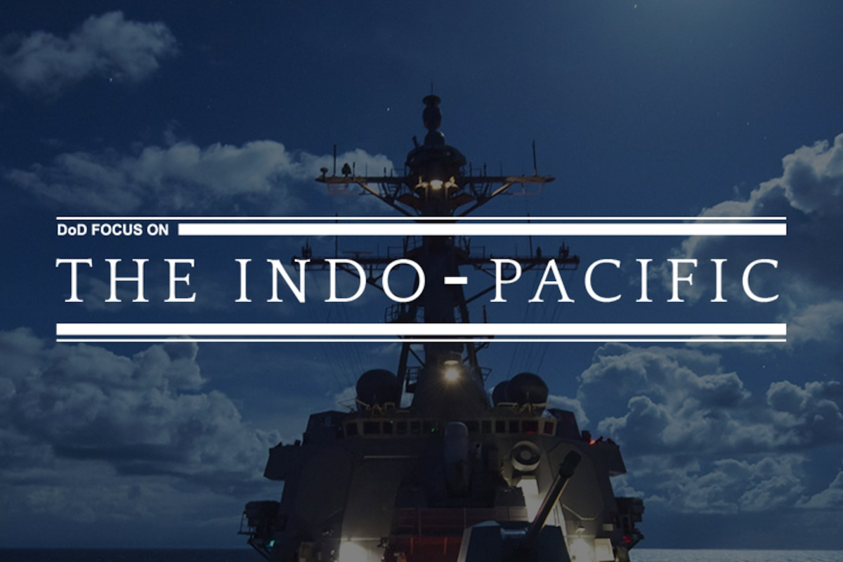 DoD Focus on the Indo-Pacific graphic