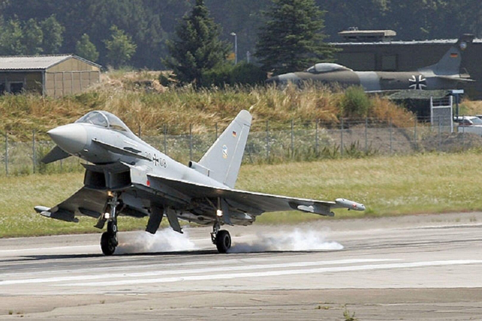 Germany's Eurofighter Typhoon