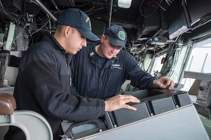 USS Bonhomme Richard Ready For Sea Assessment