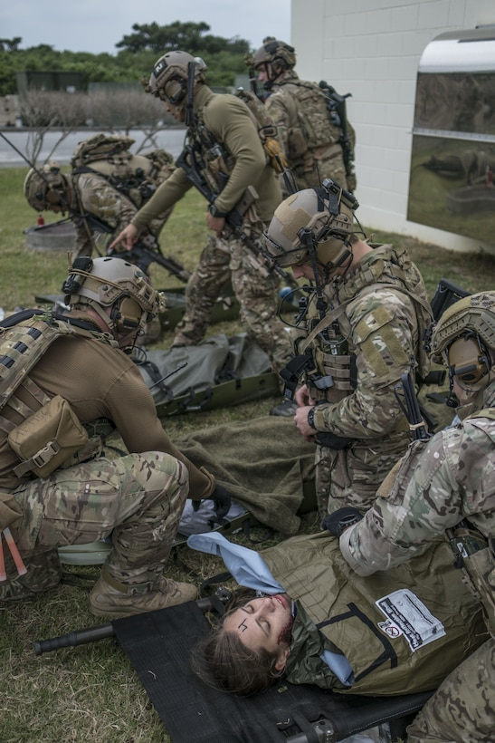 Mass casualty training bolsters SOF medical response