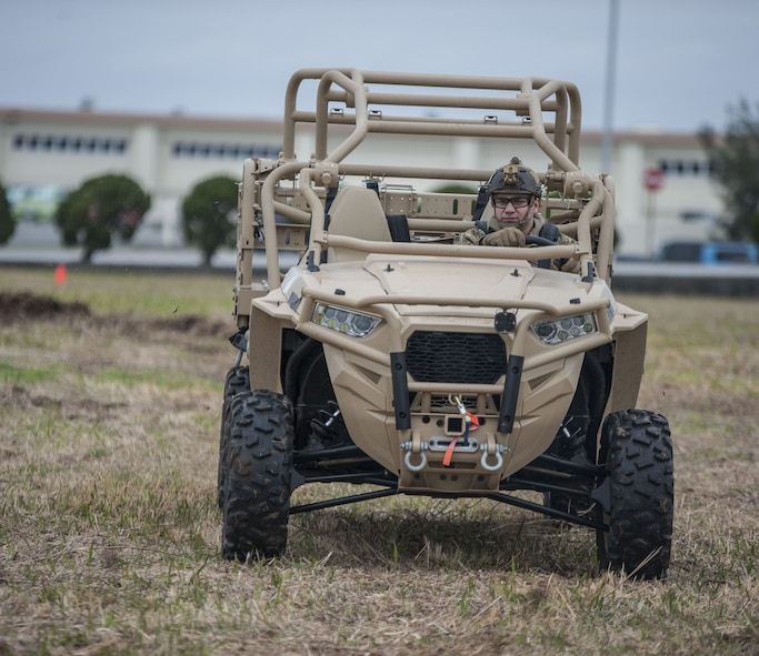 Tactical vehicle training saves lives