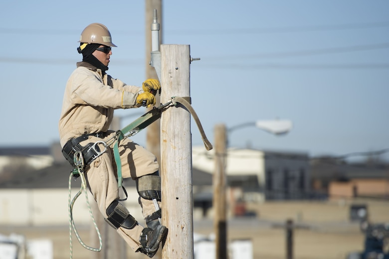 366th TRS electrical systems course