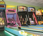 Jumpin' Joes Family Fun Center in Salina features a large variety of classic arcade games from new to old that many are sure to recognize. For more information, visit www.jumpinjoes.com.