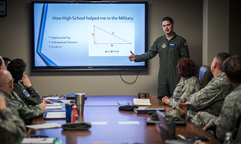 Staff Sgt. Joshua Houston is the January Airman's Story.
