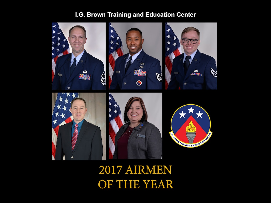 2017 TEC Airmen of the Year