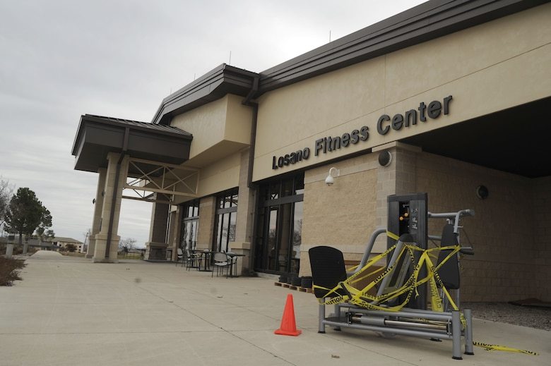 The Losano Fitness Center at Laughlin Air Force Base, Texas, is slated for major equipment upgrades in the near future. The some of the new equipment is already set up and operational at the gym, as the gym upgrades are a work-in-progress. (U.S. Air Force photo/Airman 1st Class Benjamin N. Valmoja)