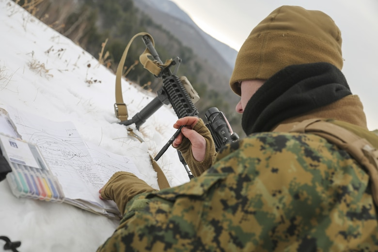 The exercise enabled Reserve Marines to spend two weeks working together, battling the elements to ensure that they are ready to fight tonight and respond to the nation's calls.