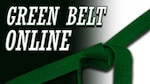 Green Belt Training goes online.