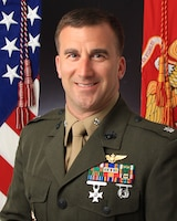 Lieutenant Colonel Scott T. Trent, Marine Corps Air Station New River executive officer