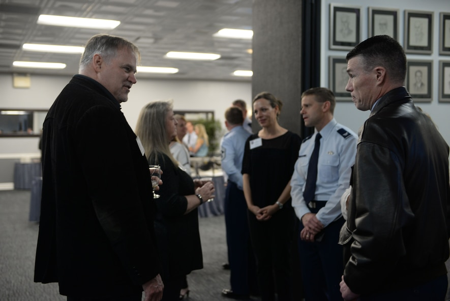 CAFB hosts Commander's New Year Reception