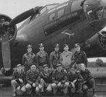 B-17 Bomb Crew--Hells Angels