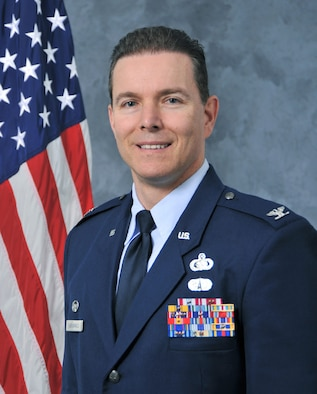 Colonel Roderick T. Grunwald is the commander of the 349th Mission Support Group, one of four groups assigned to the 349th Air Mobility Wing, Air Force Reserve Command, Travis Air Force Base, California.