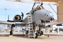 A-10C Thunderbolt II Demonstration Team