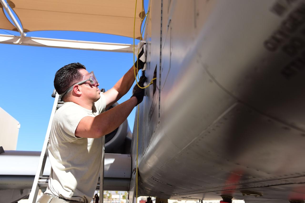 A-10C Thunderbolt II Demonstration Team