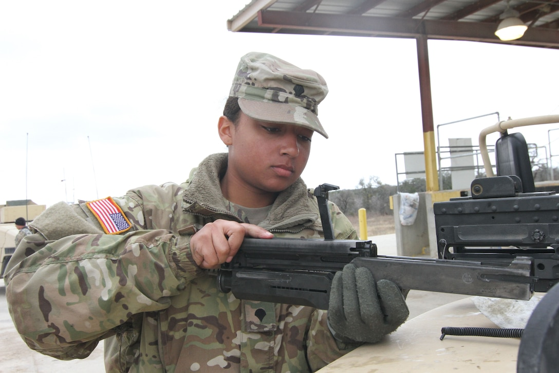 Army Reserve Soldiers hone gunnery skills; increase lethality