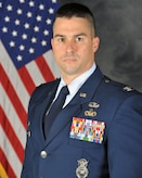 Official Photo for Col. Kevin Walker, 820th Base Defense Squadron commanders.