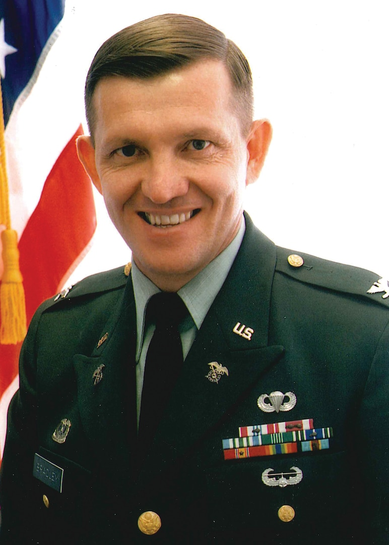 Army Col. Gary Bradley was posthumously inducted into the Defense Logistics Agency Energy Hall of Fame
