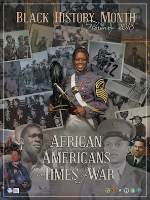 2018 Black History Month poster