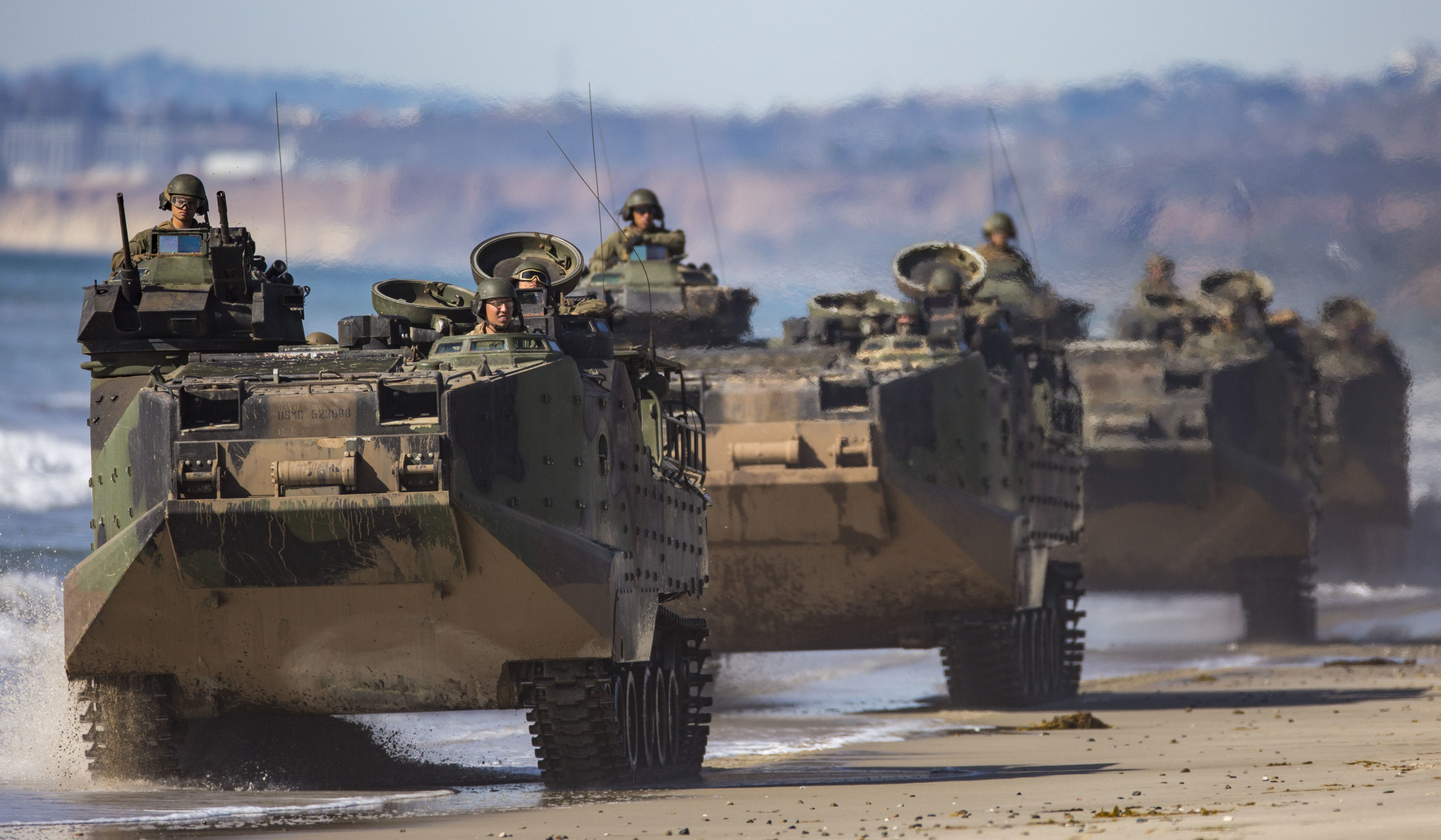 Iron Fist 2018 Amphibious Operations Training