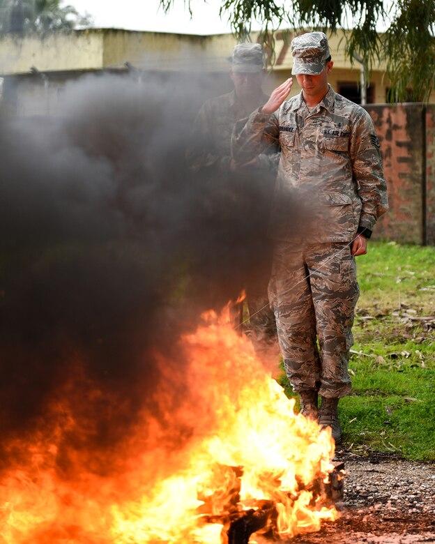 U.S. Air Force photo by Airman 1st Class Octavius Thompson
