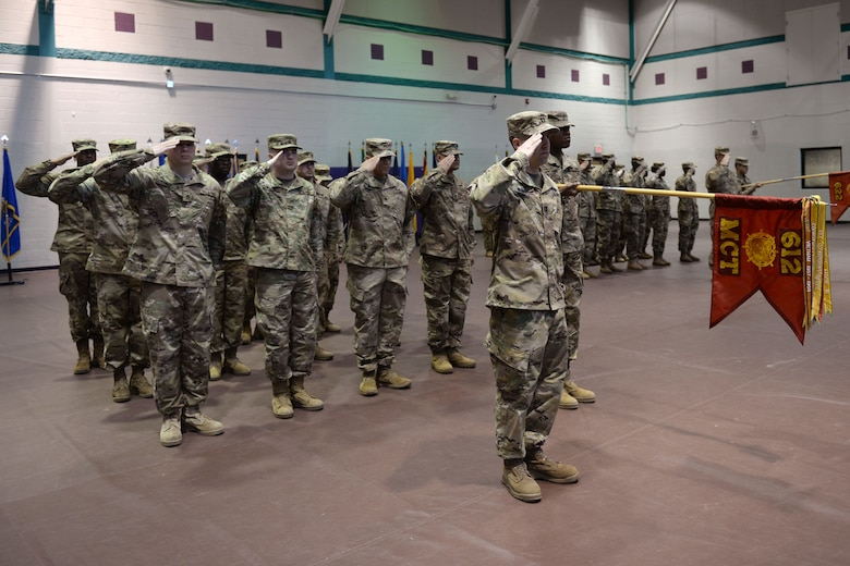 Fort Eustis units prepare to deploy