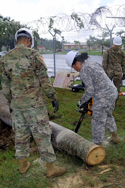 Recovery continues in Puerto Rico