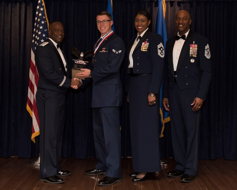 82nd TRW Annual Awards, Jan. 26, 2018