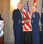 Schenck is Company Grade Officer of the Year