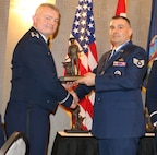 Camuglia is Honor Guard Member of the Year