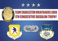 Team Charleston Maintainers Earn 4th Consecutive Daedalian Trophy