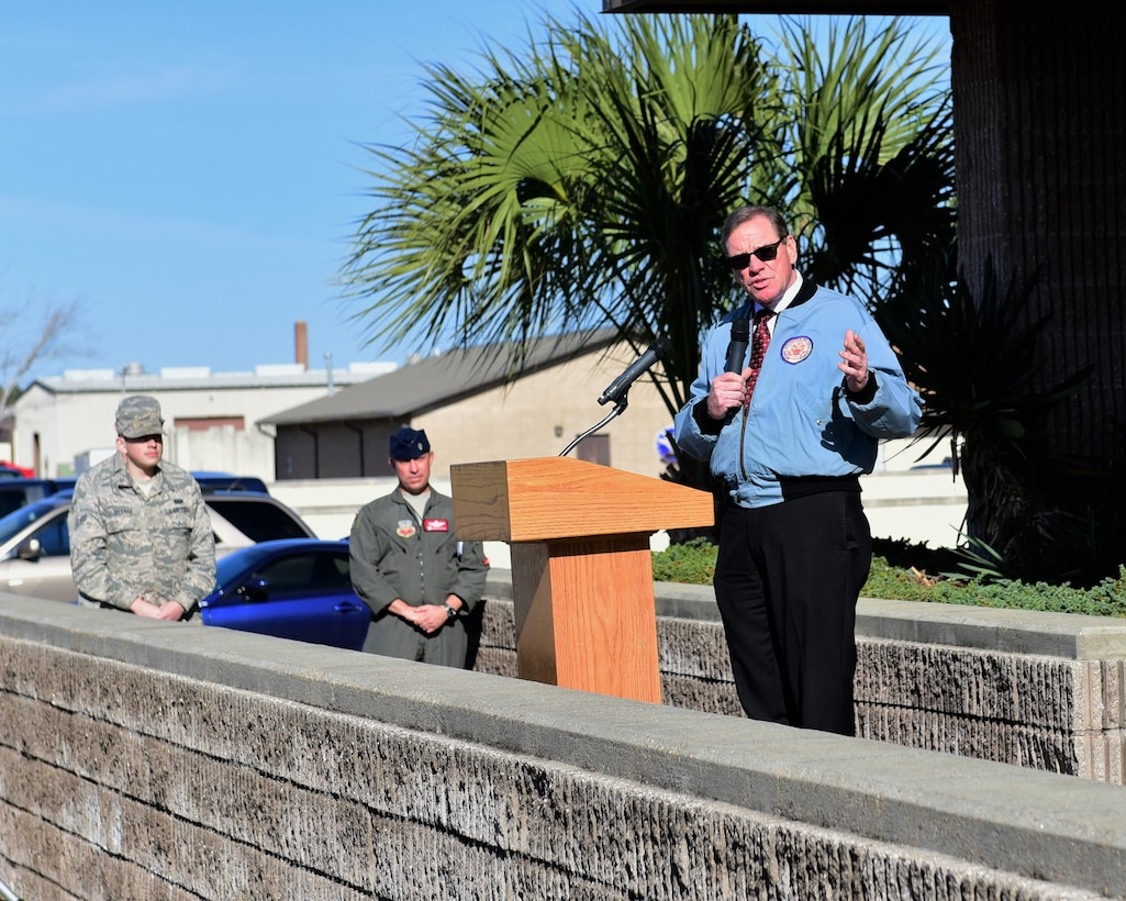 Chapel wins Robert P. Taylor Award > Tyndall Air Force