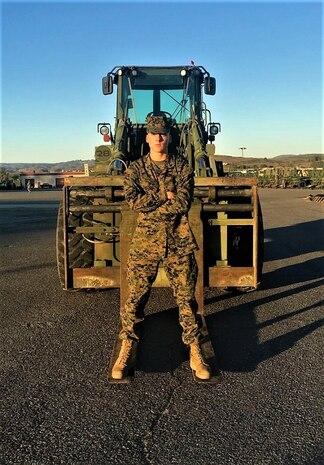 Marine of the Quarter!