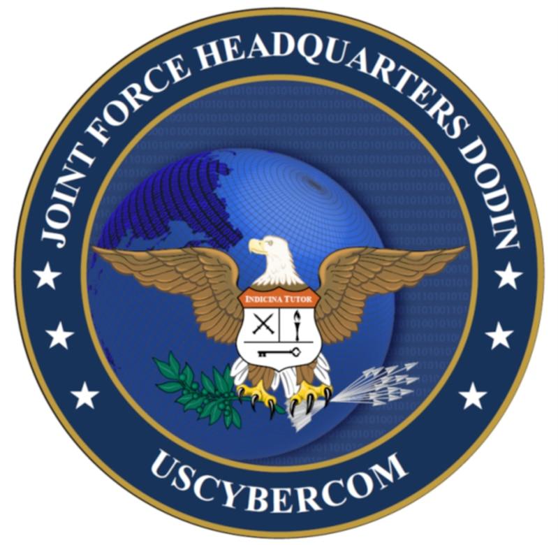 DoDIN emblem