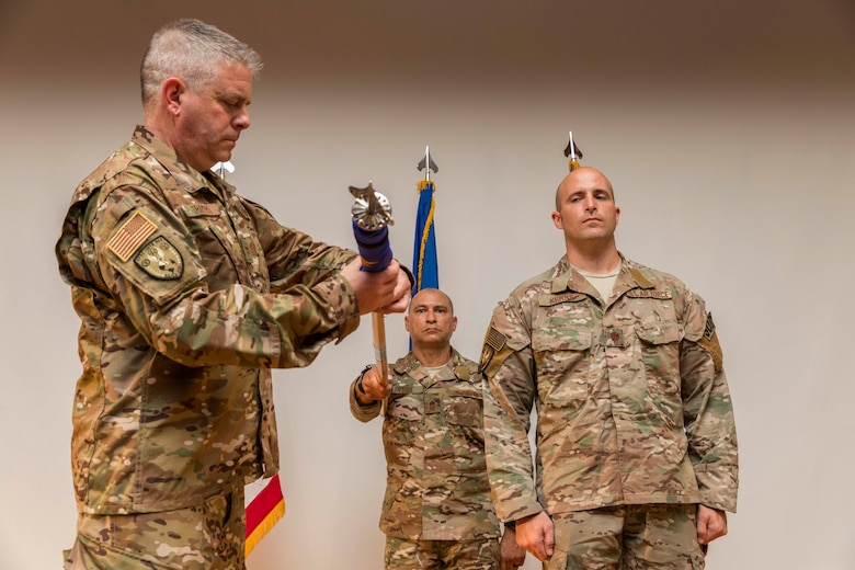 330th Recruiting Squadron Activation and Assumption of Command Ceremony