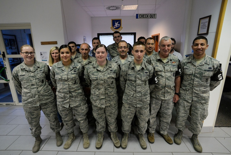 The Vehicle Registration office on Kapaun Air Station, Germany, has optimized its procedures in processing patrons to better serve the members of the Kaiserslautern Military Community.