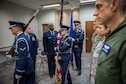 932nd Aeromedical Staging Squadron receives new commander during Assumption of Command ceremony.