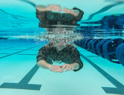 "RUN, SWIM, RUN: H&HS hosts ""Aquathon"""