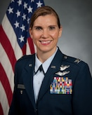 Official photo of Col Danielle Willis