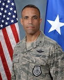 380th Air Expeditionary Wing commander